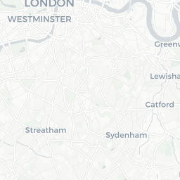 Bombs dropped in Lambeth - Bomb Sight - Mapping the World War 2